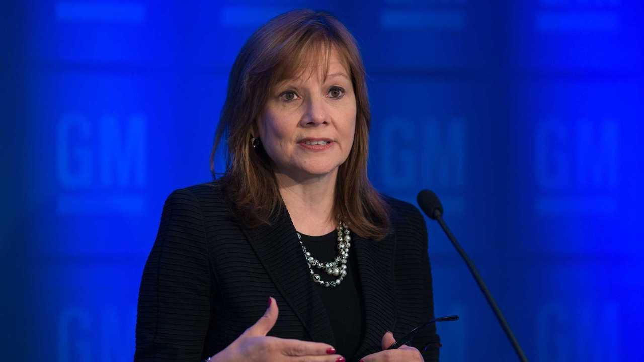 Гендиректор GM в 2020 году заработала больше всех коллег