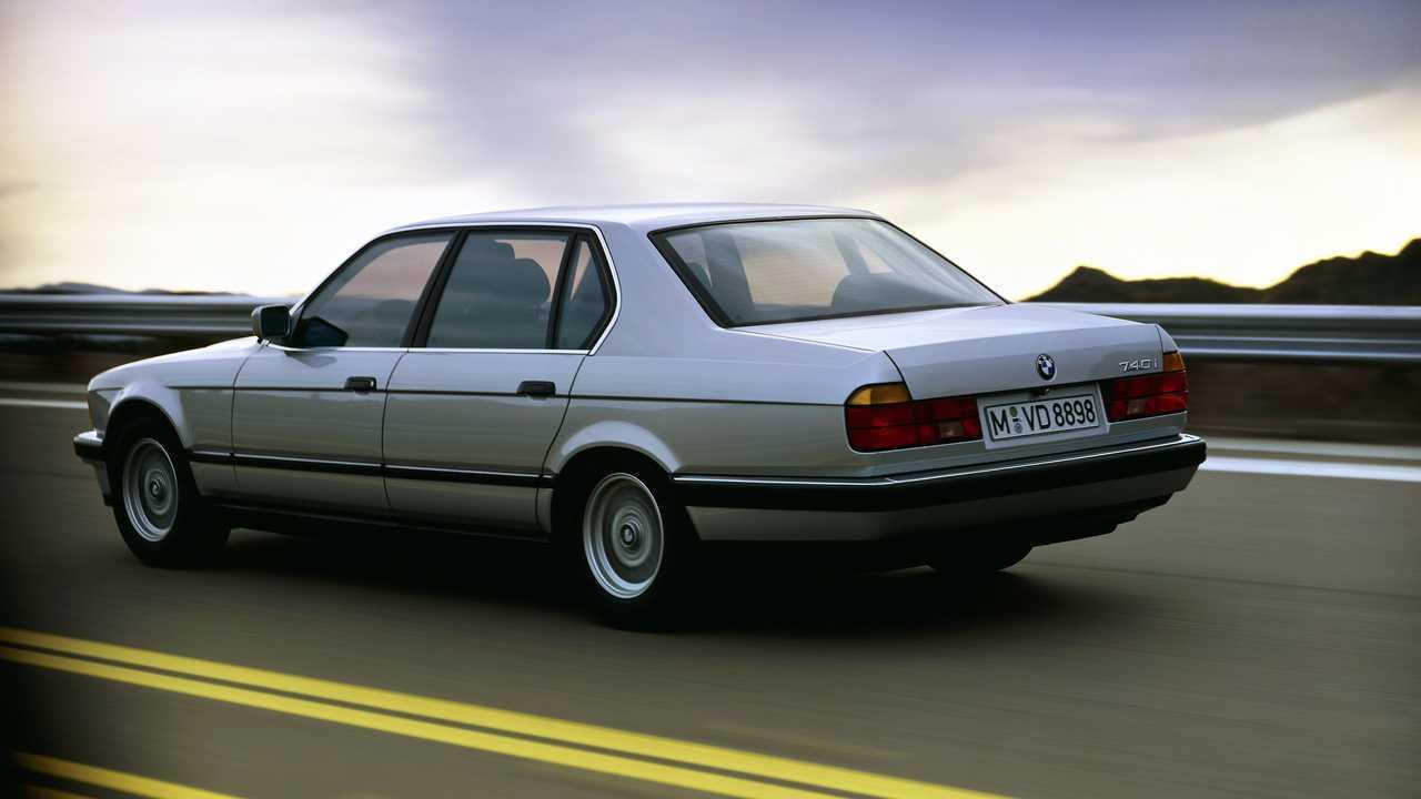 BMW Serie 7 E32 (1986-1994)