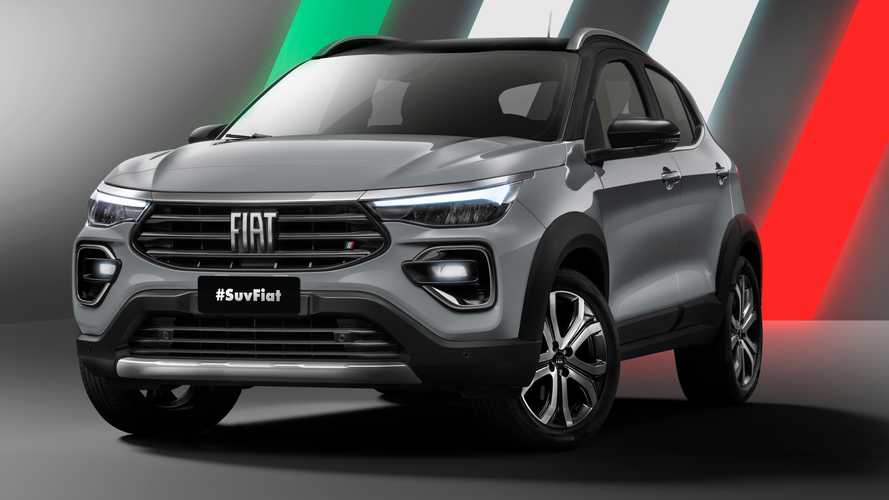 Fiat reveals new small crossover and wants you to name it