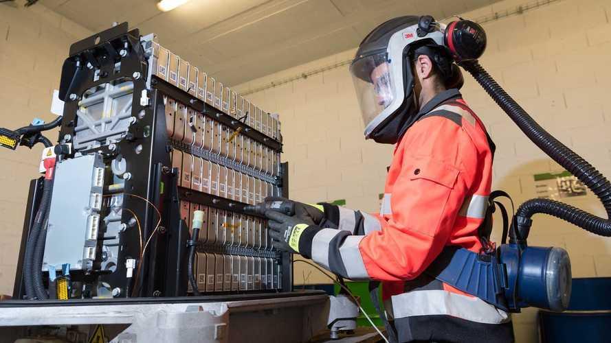 Renault kooperiert beim Batterierecycling mitVeolia und Solvay