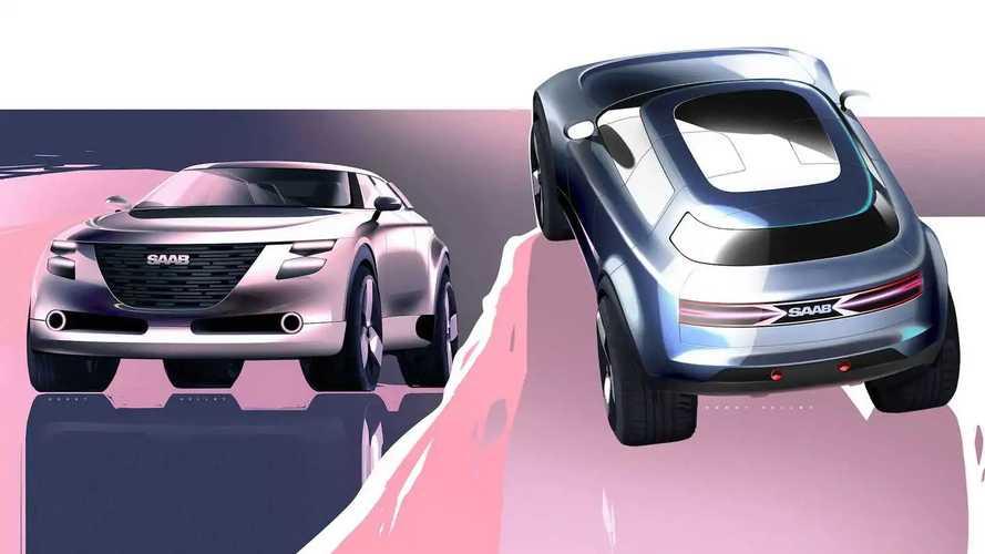 Recreaciones del Saab del futuro