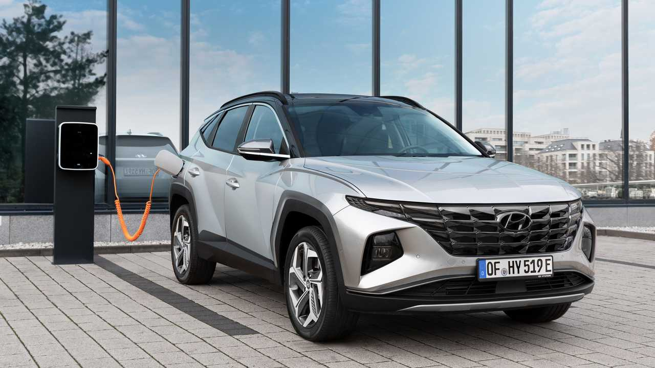 Hyundai Tucson plug-in hybrid - maggio