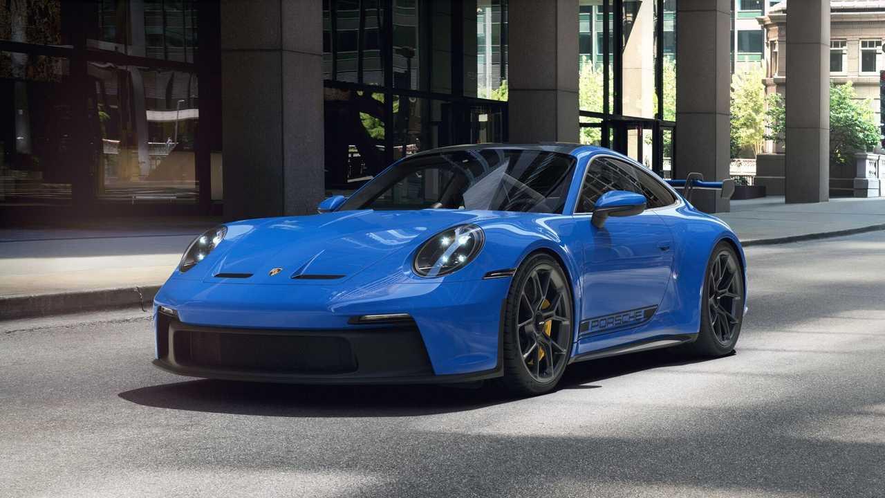 Configuration Porsche 911 GT3 (2021)