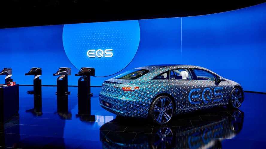 Mercedes-Benz EQS achieves 4 mi/kWh with 0.20 drag coefficient