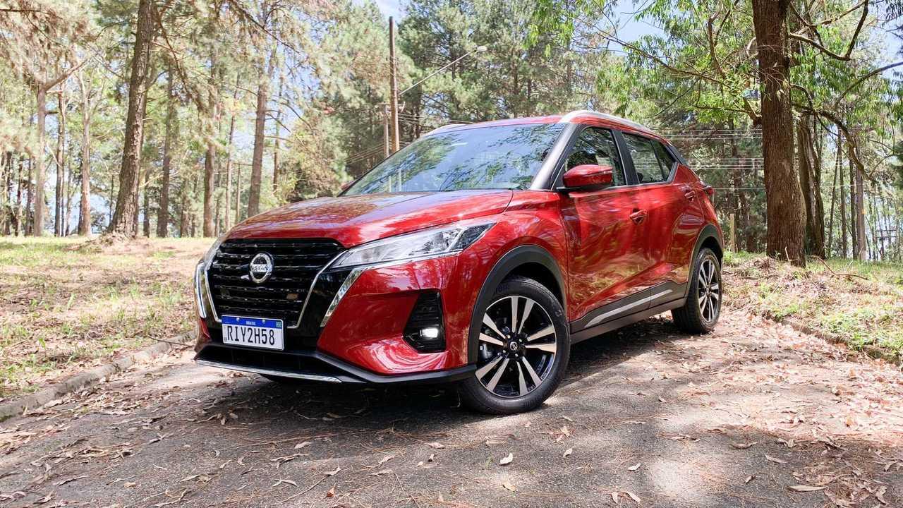 Nissan Kicks Advance CVT 2022