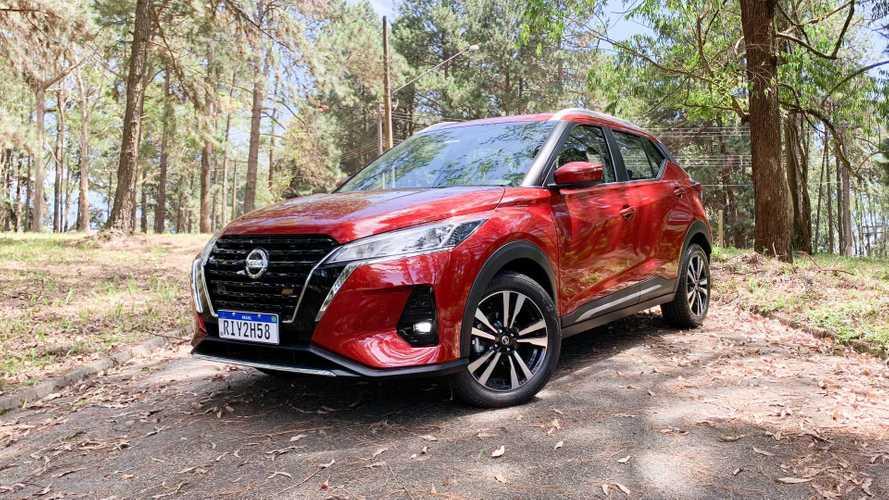 Nissan Kicks 2022 tem primeiro aumento e parte de R$ 92.990