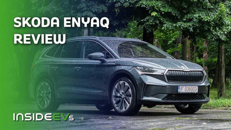 Skoda Enyaq iV 80 Review: Better Than Volkswagen ID.4?