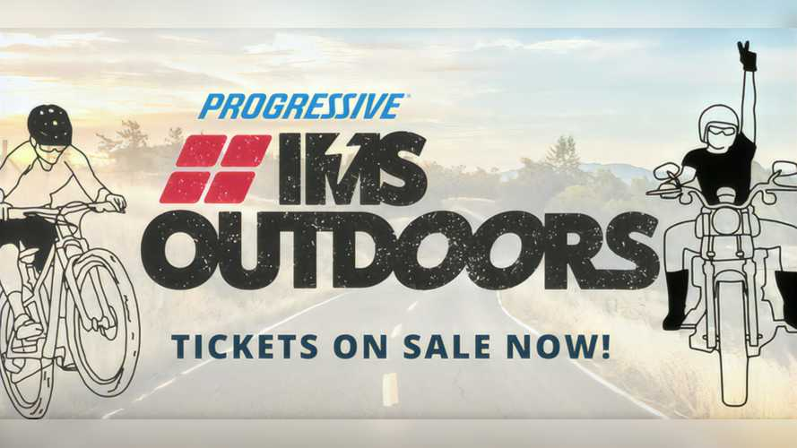 2021 Progressive IMS Outdoors Announces Activities And Demo Rides