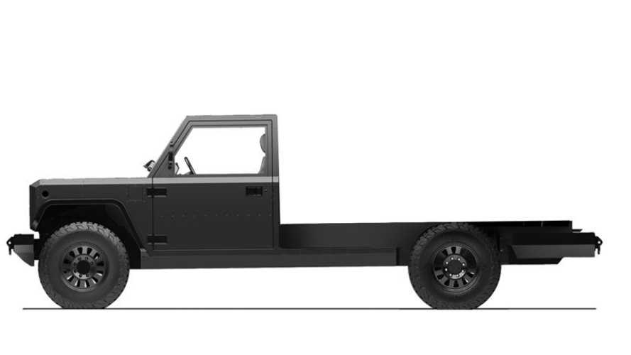 Bollinger B2 Electric Truck Chassis Priced From $55,000, $70,000 For Chass-E Cab