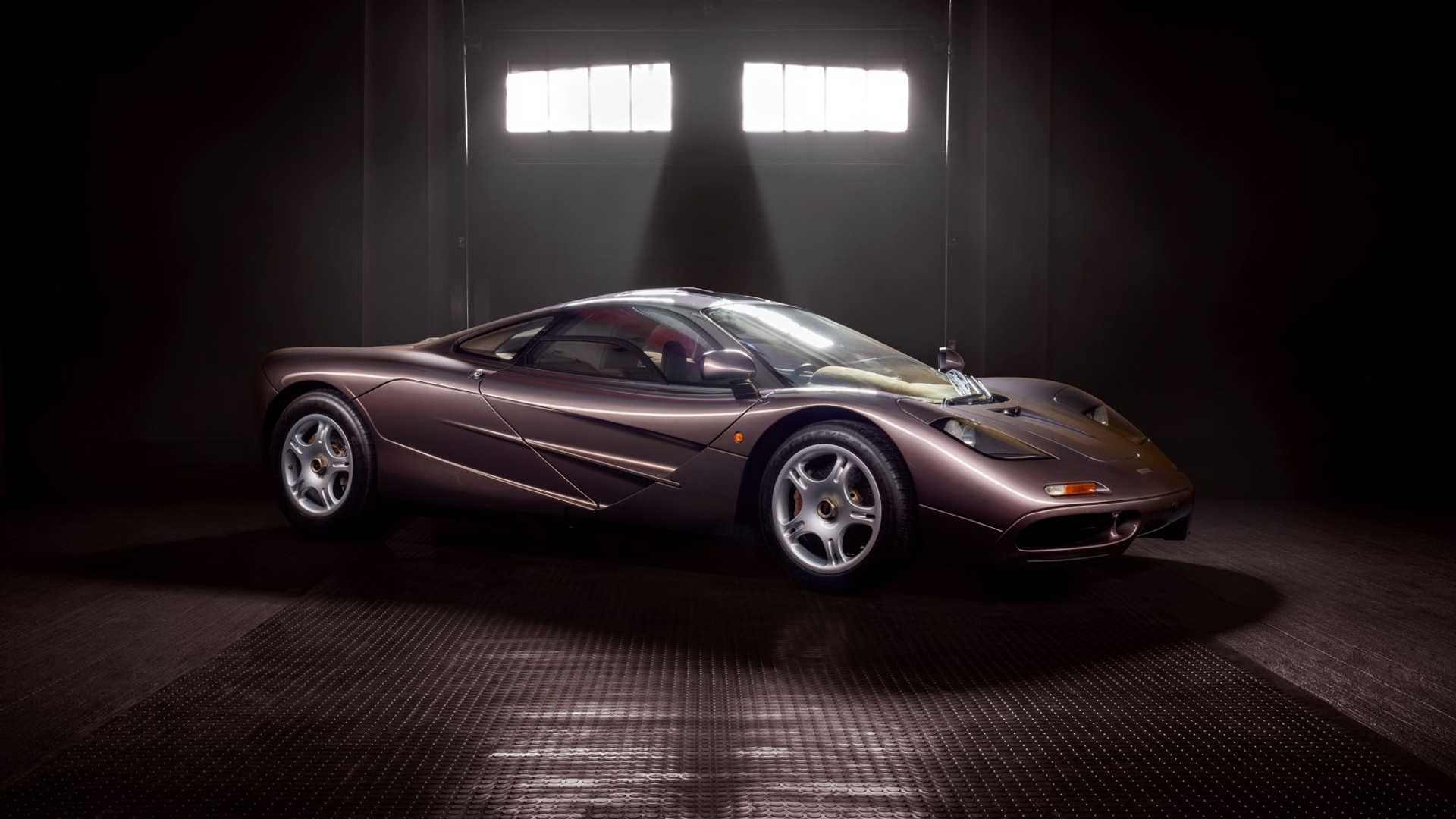 1995 McLaren F1 Gooding And Company Auction 2020 Three Quarters