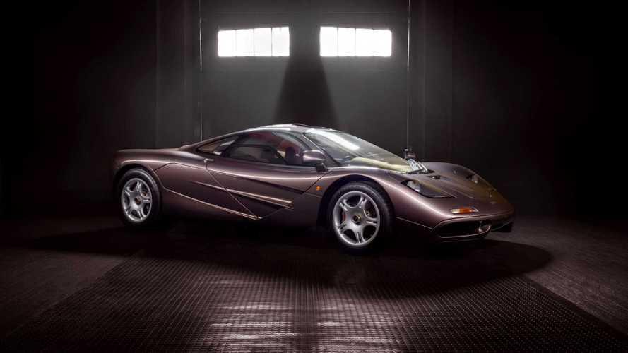 Quanto vale una McLaren F1 con soli 400 km? 12 milioni di euro