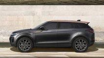 Range Rover Evoque und Land Rover Discovery Sport für 2022