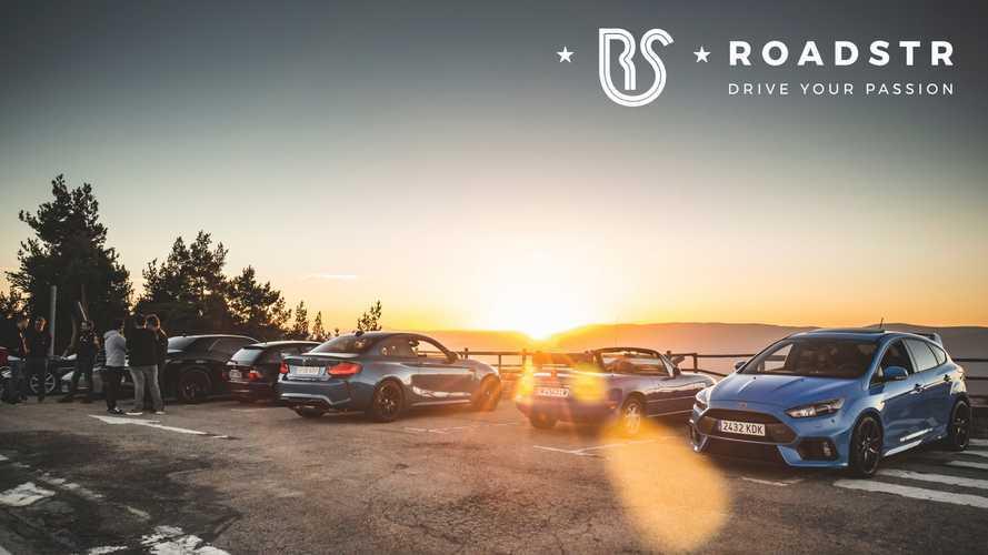 RoadStr, la app española para conducir con otros entusiastas