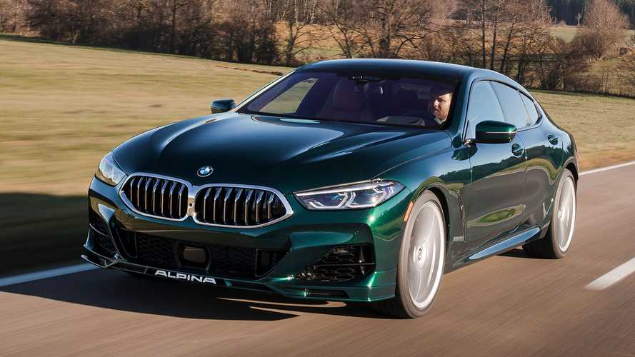 BMW Alpina B8 Gran Coupe (2021)