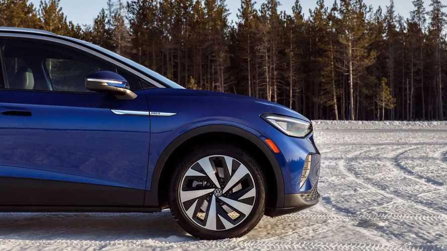 Volkswagen ID.4 Winter Driving