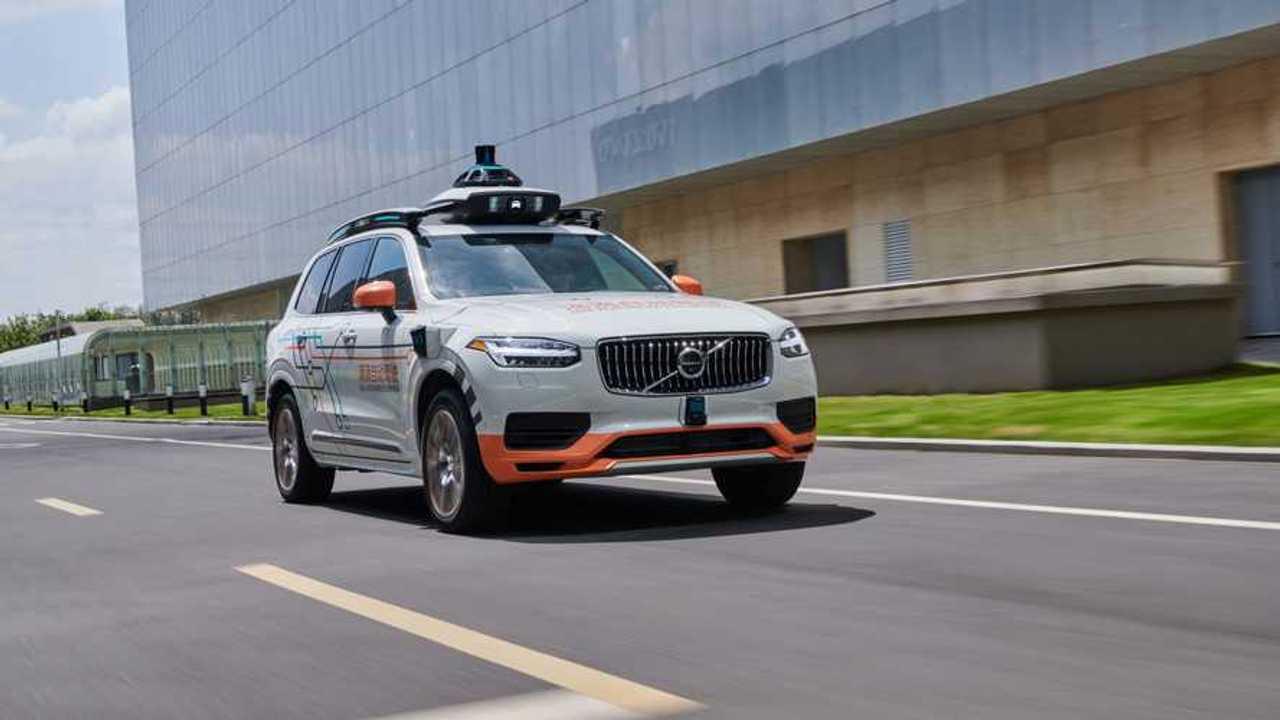 Volvo sviluppa la guida autonoma in Cina