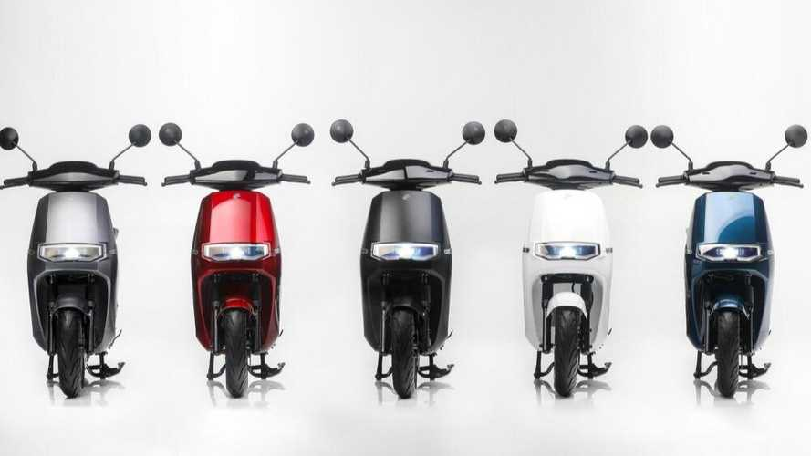 The Ecooter E2 Is Italy's Newest Electric Scooter