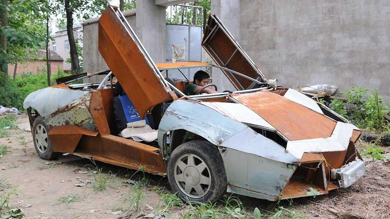 Lamborghini Reventon от энтузиаста из Китая