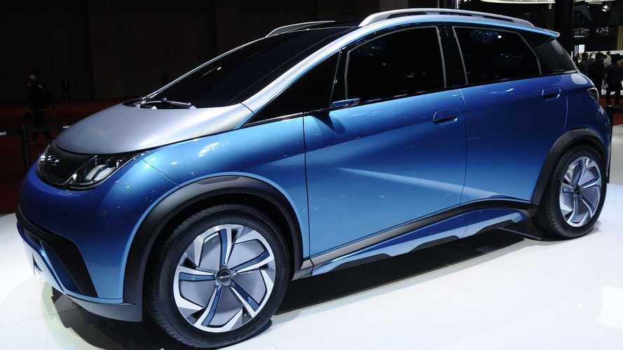 Rival do VW ID.3, carro elétrico da BYD tem 1.000 km de autonomia