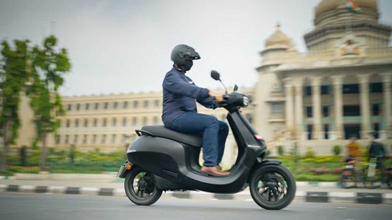 Ola Expected To Launch Its First Electric Scooter This Month