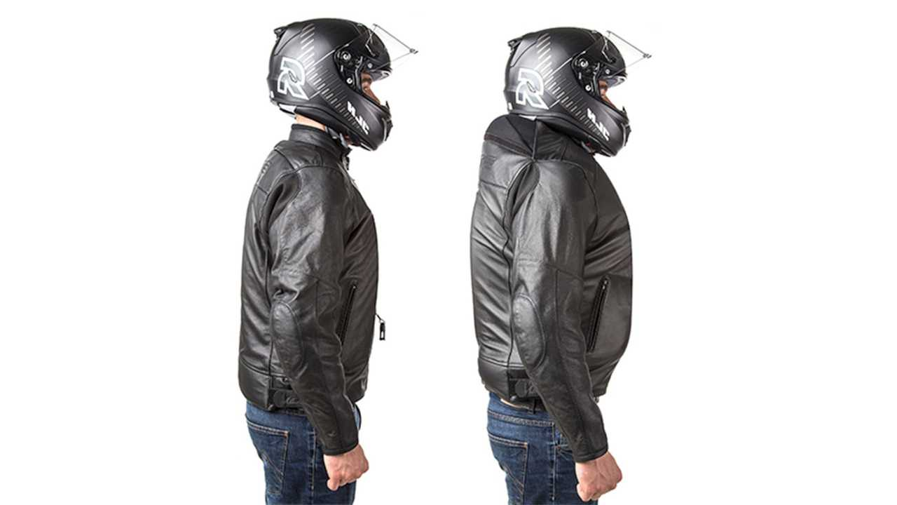 Helite Roadster 2 Leather Airbag Jacket -Comparison