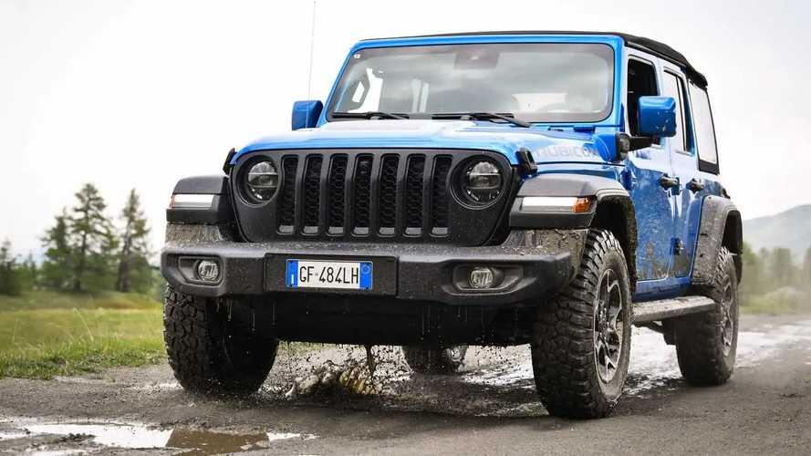Mopar lancia oltre 100 accessori per la Jeep Wrangler 4xe