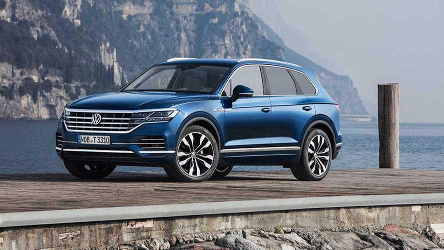 Volkswagen обучил российские Touareg дистанционной парковке