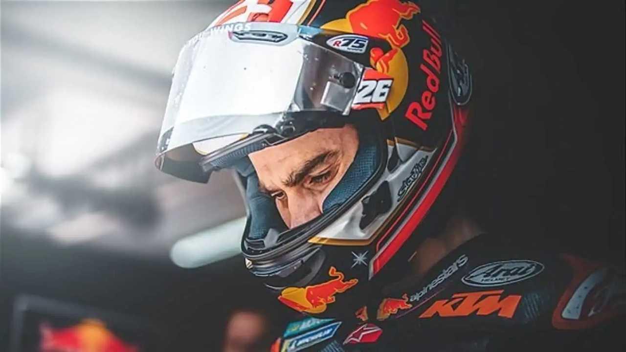 Dani Pedrosa MotoGP