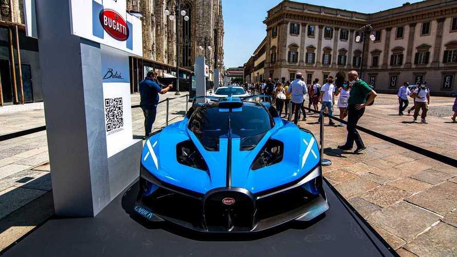 Bugatti al MIMO 2021