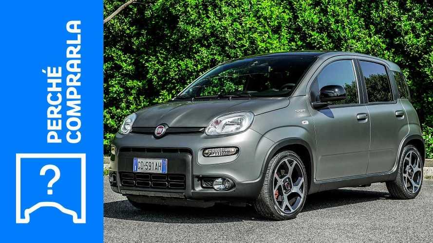 Fiat Panda Hybrid (2021), perché comprarla e perché no