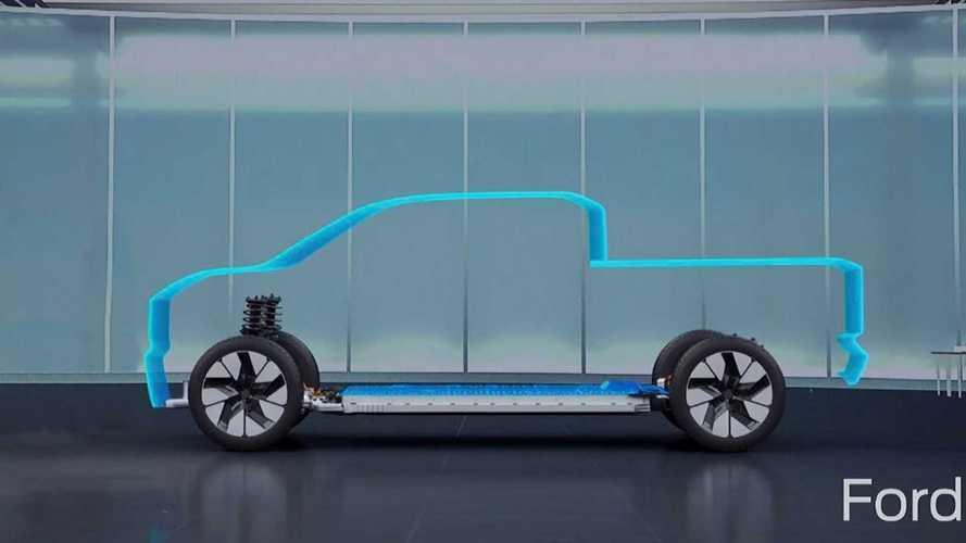 Ford Maverick'in elektrikli versiyonu da mı gelecek?