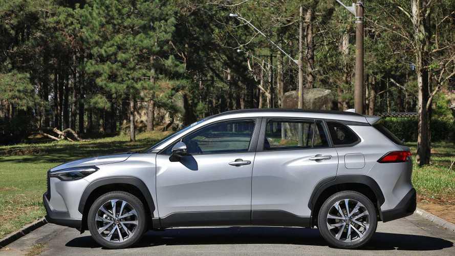 Toyota Corolla e Corolla Cross ficam mais caros; veja tabela