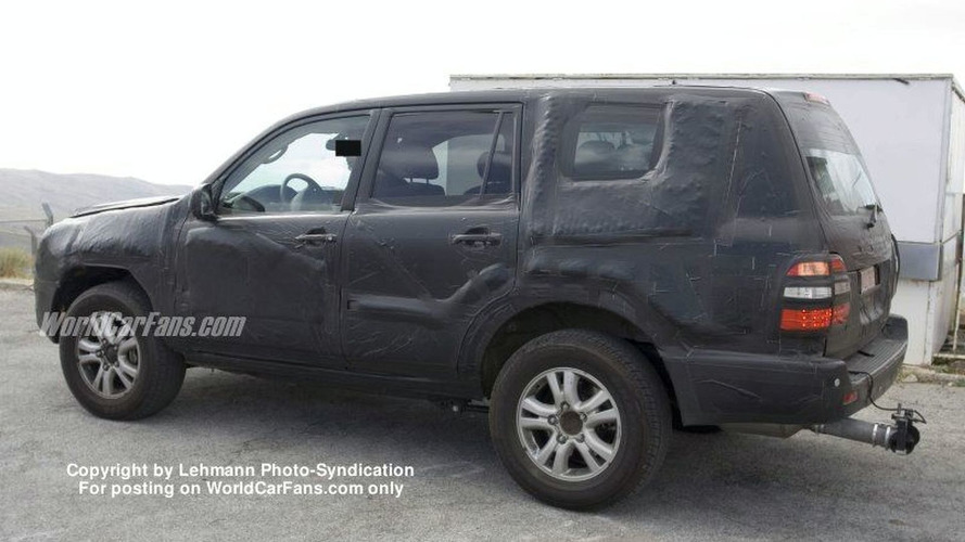 SPY PHOTOS: New Toyota Landcruiser / Lexus LX 470