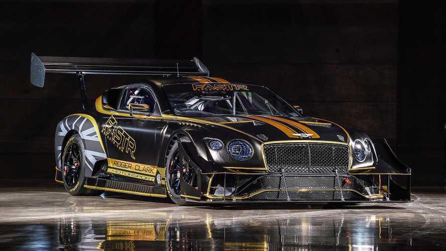 Bentley Continental GT3 Pikes Peak, un mostro a biocarburante