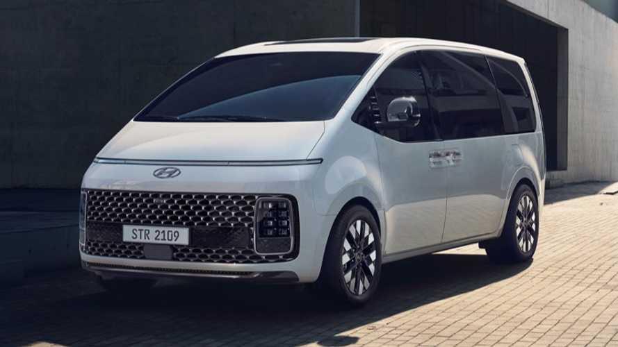 Hyundai Staria (2021): Alle Infos zum spacigen T7-Gegner