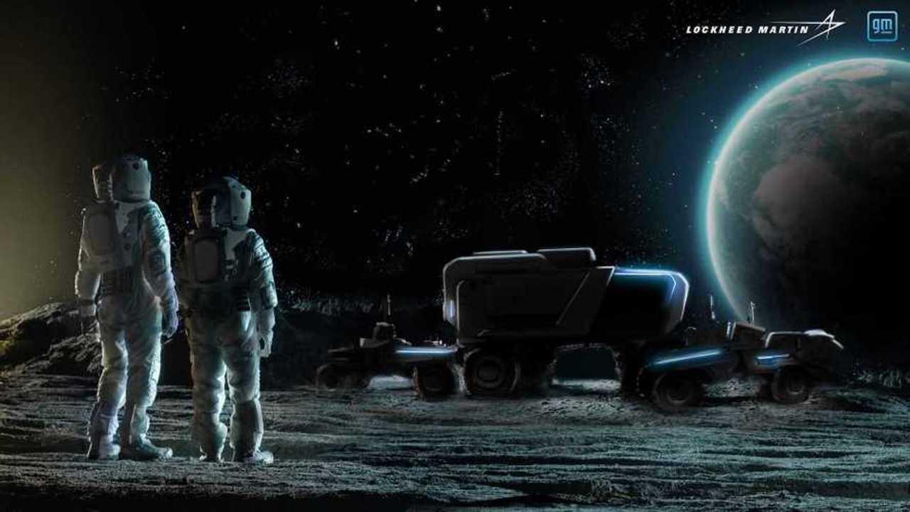General Motors veicolo Luna