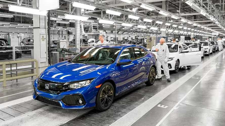 Honda encontra comprador para fábrica do Civic no Reino Unido