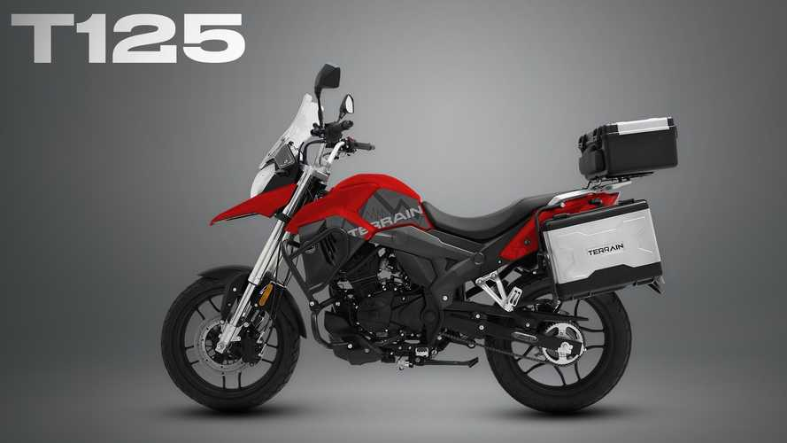 2021 Sinnis Terrain 125 Is The Budding Adventurer's Starter Pack