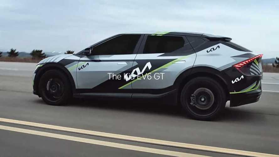 La Kia EV6 GT batte in accelerazione Ferrari e Lamborghini