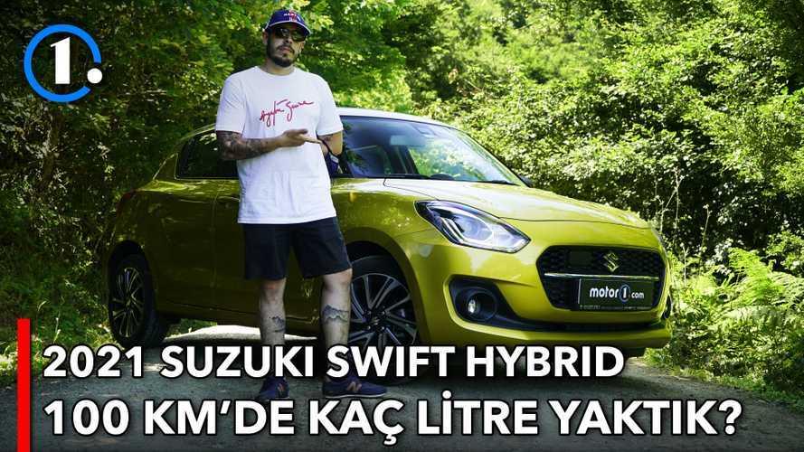 2021 Suzuki Swift Hibrit | 100 KM'de Kaç Litre Yaktık?