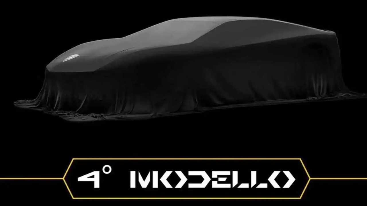 Lamborghini EV