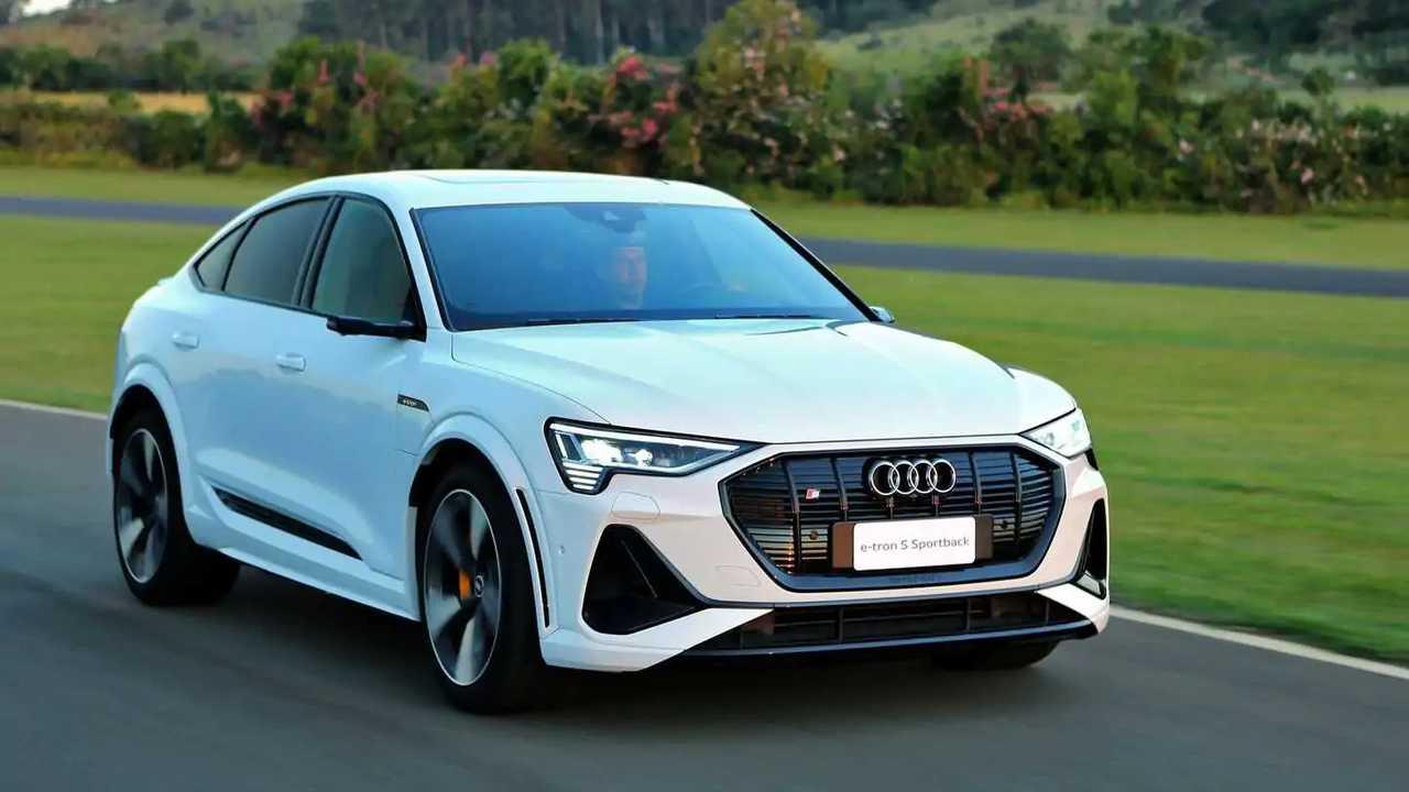Audi e-tron S Sportback - impressões ao dirigir - movimento