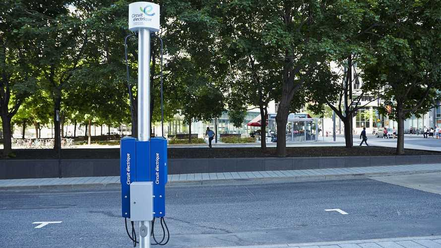 Quebec: 4,500 AC Charging Points Coming To Urban Centers