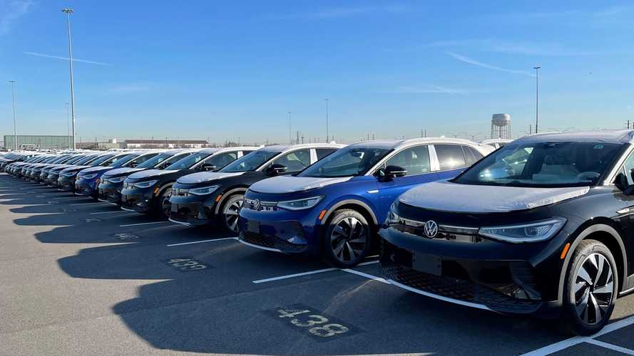Volkswagen ID.4 Arrives In The U.S. With First Batch Now At Dealerships
