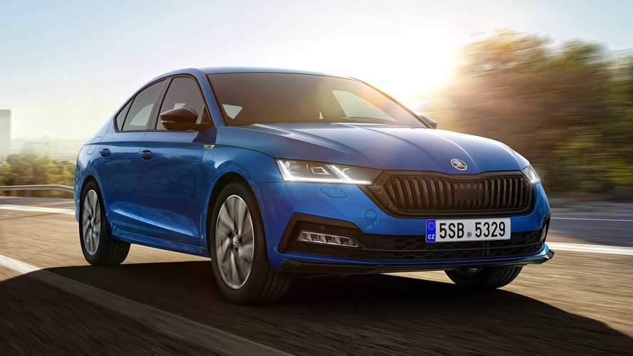 Skoda Octavia Sportline debuts budget RS with vast engine lineup