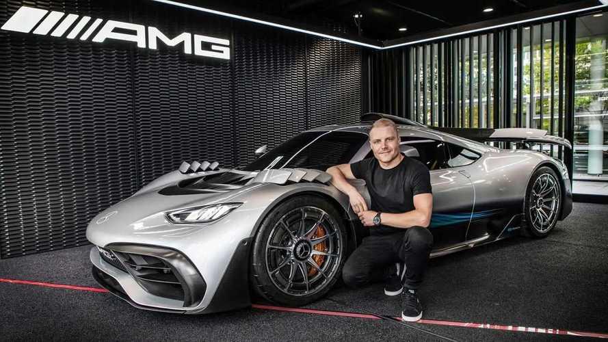Видео: Mercedes-AMG One заглох в разгар тестов