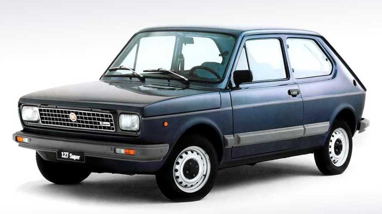Historia Fiat 127