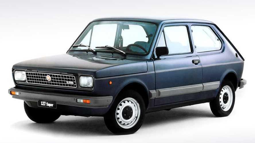 """Fiat 127, la prima utilitaria """"moderna"""" compie 50 anni"""