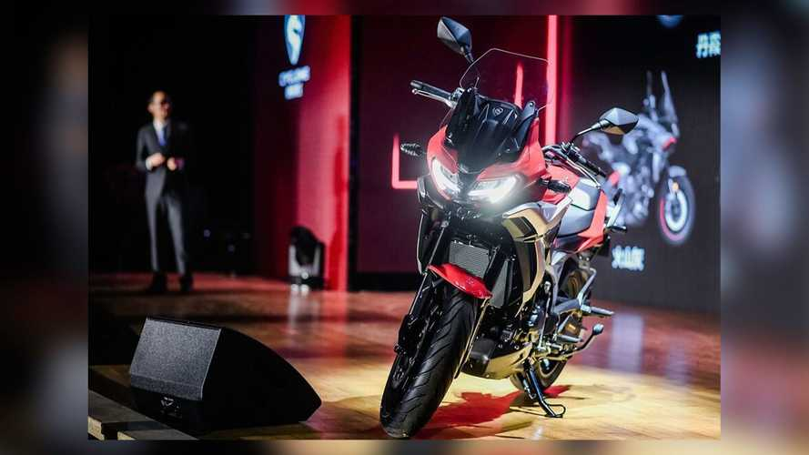 Zongshen Launches Norton-Powered Cyclone RX6 Adventure Tourer