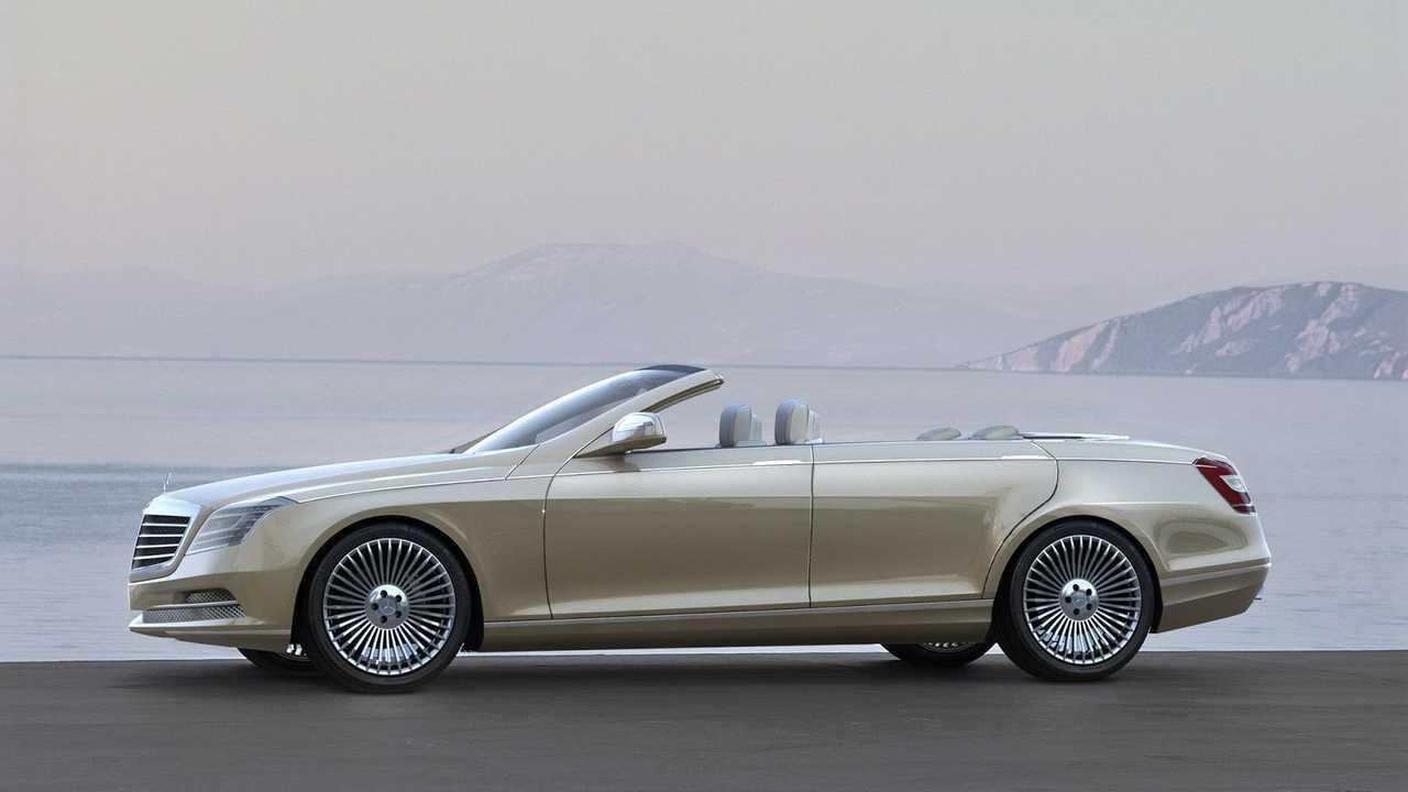 Mercedes Ocean Drive Concept 2007